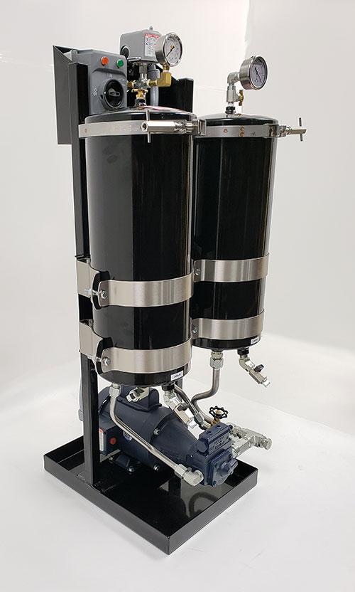 Stationary Filtration System