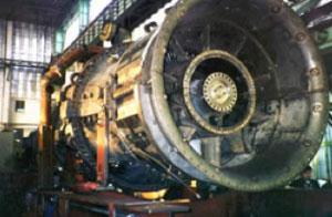 Gas Powered Turbine